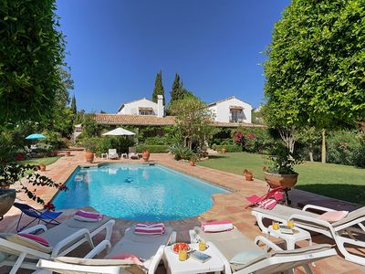 Photo for Beautiful Country House surrounded by nature on the coast near Estepona