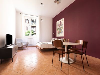 Photo for Lively 1BR in San Pietro / Vaticano by Sonder