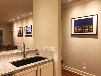 Photo for Stunning Top Floor Condo w Secure Parking