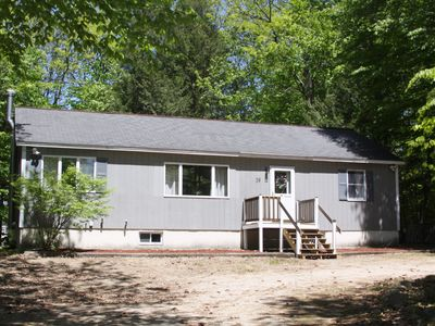 Photo for Year-Round Home with access to Beautiful Sunrise Lake, Beach, and Winter Fun!