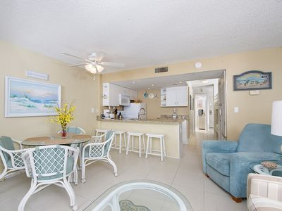 Photo for 1BR Plantation Palms #205 w/ Resort Pools, Hot Tubs, & Tennis—Steps to  Beach