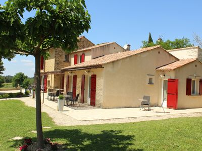 Photo for Bed and breakfast in the countryside surrounded by vineyards