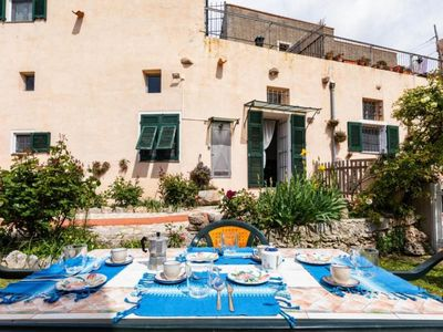 Photo for Holiday house Borgio Verezzi for 4 - 6 persons with 2 bedrooms - Holiday house