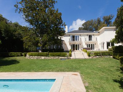 Photo for Super stylish 4BR 4 bath home in Bel Air, with Pool, by Veeve