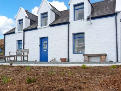 Photo for SLIOCH, pet friendly, character holiday cottage in Staffin, Ref 14956