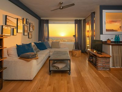 Photo for Penthouse With Sea & Sunset Views In Tarifa Town