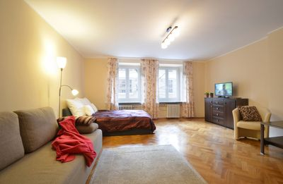 Photo for Quiet 1-Zi. Apartment in the heart of Wroclaw's Old Town