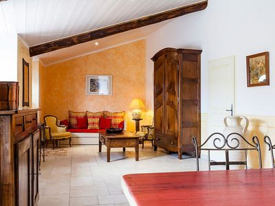 Photo for House 787 m from the center of Redortiers with Parking, Internet, Washing machine, Pool (114693)