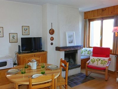 Photo for Apartment in the center of Nendaz with Lift, Parking, Internet, Washing machine (37469)