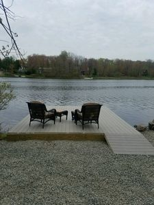 Photo for Poconos luxury Lakefront house