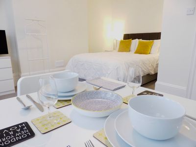 Photo for Luxury studio apartment in central Hove
