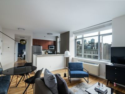 Photo for Sonder | 21 Chelsea | Stunning 1BR + Rooftop