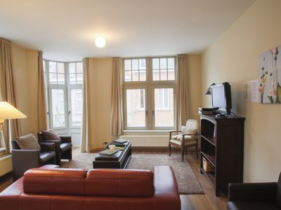 Photo for COMFORTABLE FAMILY APARTMENT BEST LOCATION CENTER YPRES - YPRES