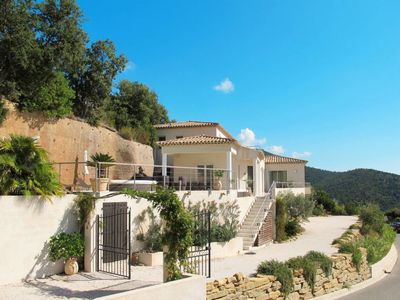 Photo for Vacation home Ferienhaus mit Pool (LAL130) in La Londe Les Maures - 8 persons, 4 bedrooms