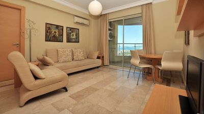 Photo for Luxury Serviced Apartment (Sea View) Gold City Hotel 5* Alanya