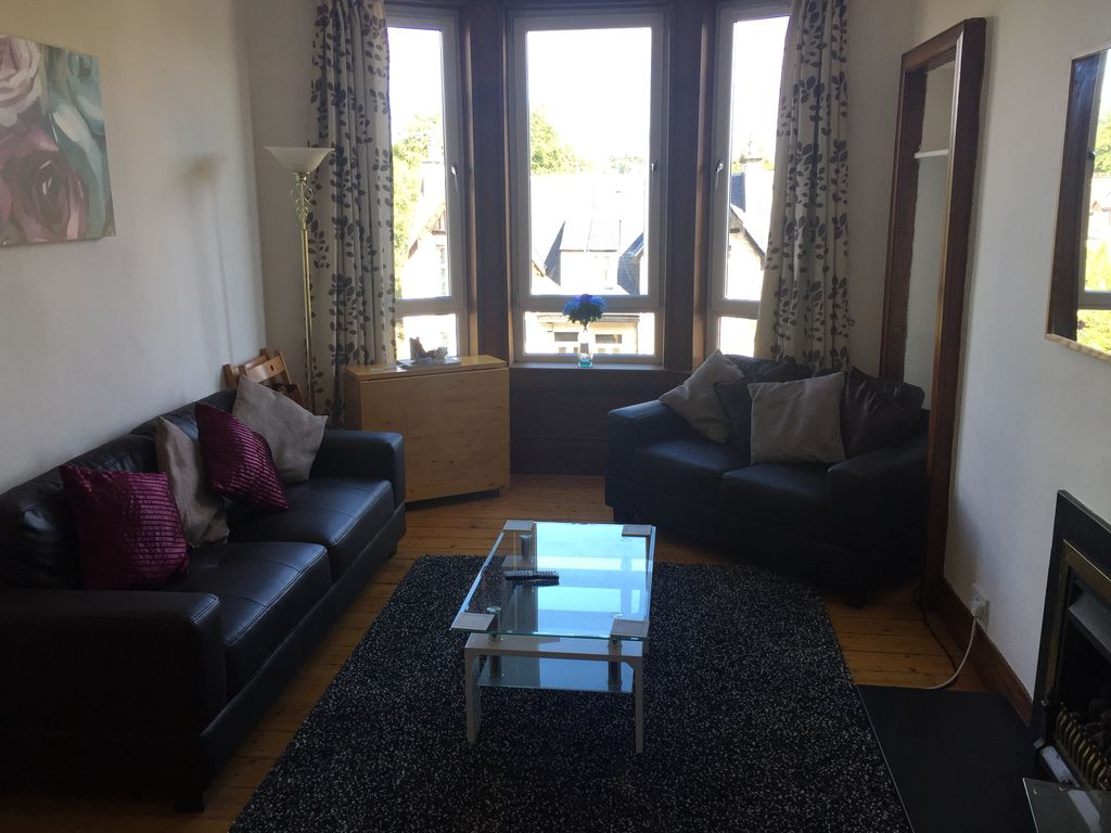 Great Location 2 Bed Scotstoun West End Fl Vrbo