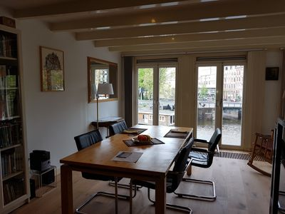 Photo for Apartment Canal View Ideal for Professionals