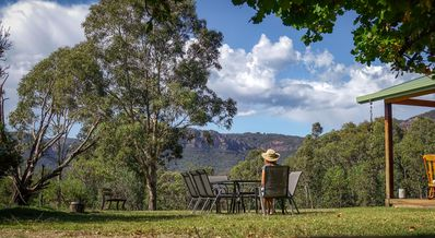 Photo for Zoellas Megalong Valley. Secluded haven for family & friends. Abundant wildlife.