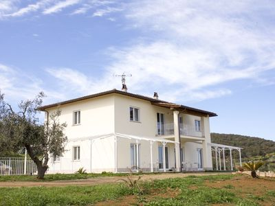 Photo for Villa Schiopparello 1° F in Schiopparello  is surrounded by greenery between vineyards and olive tre