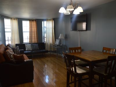 Photo for Luxurious Brooklyn Getaway - One Bedroom Apartment