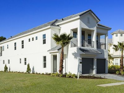 Photo for How to Rent Your Own Orlando Villa with Private Pool on Reunion Resort and Spa, Orlando Villa 1355