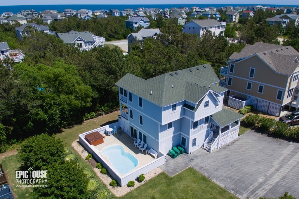 Corolla Light Resort Home/Private Pool. 9/8 10/19 Full Weeks Discounted  Click View Details For Your Discounts.
