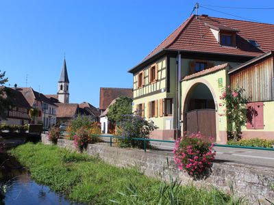 Photo for Comfortable cottage prox. Obernai between Strasbourg and Colmar wine route