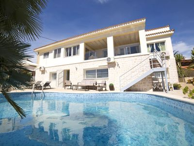 Photo for Vacation home DreamVilla  in Calpe/ Calp, Costa Blanca - 14 persons, 7 bedrooms