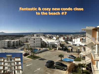 Photo for Fantastic & cozy new apartment close to the beach No. 7