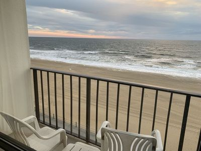 Photo for Virginia Beach Oceanfront Condo - Directly on the Boardwalk!