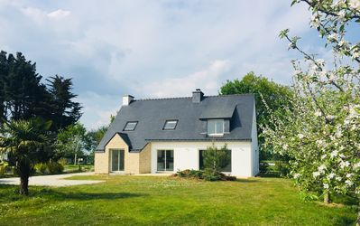 Photo for Nice house in Baden in the heart of the Gulf of Morbihan