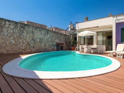 Photo for 789 Villa with Pool near Otranto
