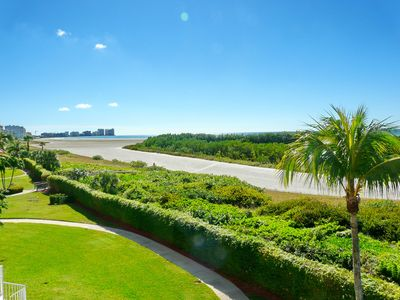 Photo for Beachfront condo w/ heated pool & wraparound balcony w/ unmatched views