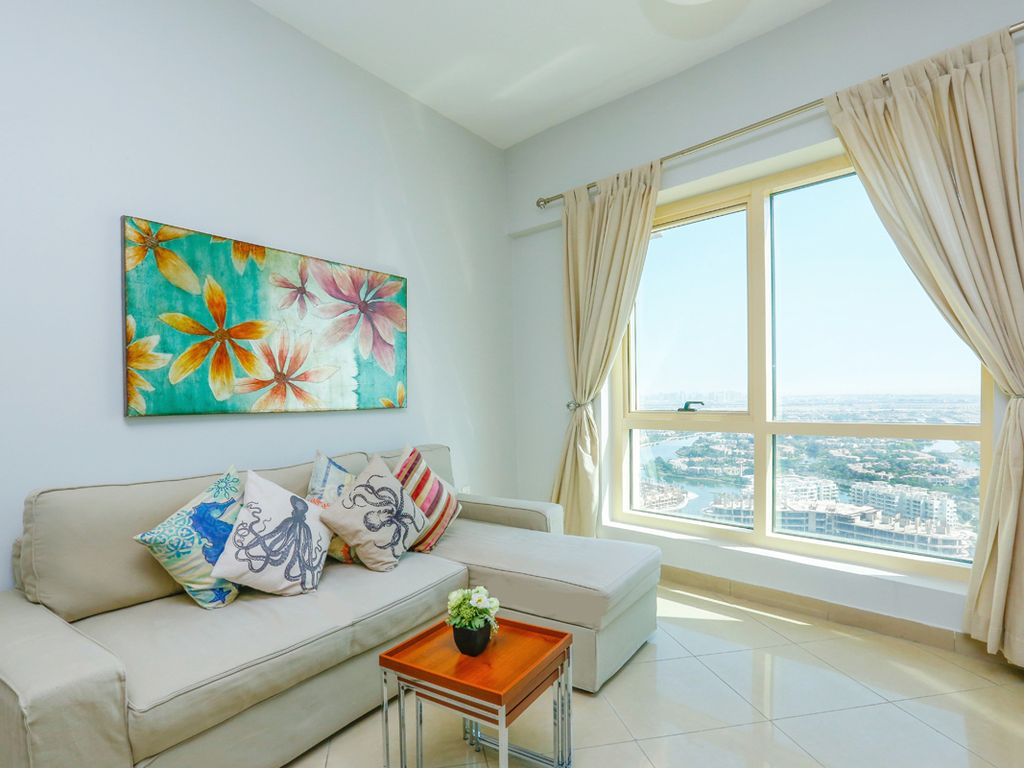 Fully Furnished 2 Bed Apartment in JLT - VRBO