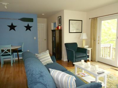 Photo for Luxury Townhome in West End, Close to All in Provincetown
