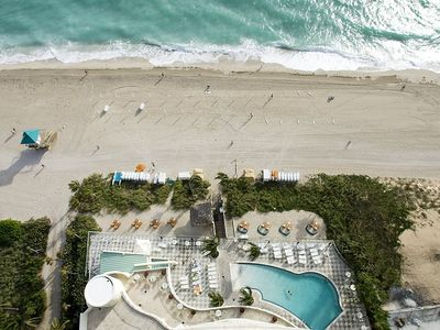 Photo for Apartment in the center of Sunny Isles Beach with Internet, Pool, Air conditioning, Lift (311836)