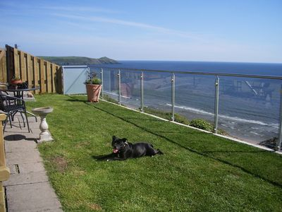 Photo for Bungalow With Spectacular Sea Views, Surrounded By A Garden With Seating Areas