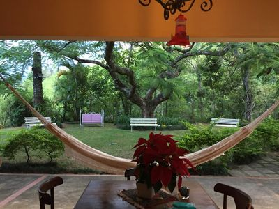 Photo for COZY HOUSE IN ITAIPAVA 5 MINUTES FROM THE CENTER. Surrounded by nature