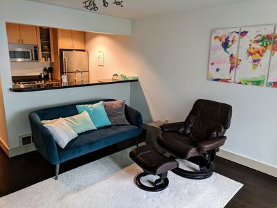 Photo for Apartment in a great Seattle location with free parking!