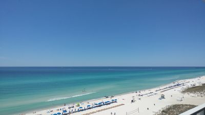 Photo for Spring Summer Available! Very nice Gulf front condo includes Beach chair svc