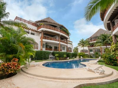 Photo for Contemporary Luxurious Hideaway 5 Blocks from the Beach - Xaman 104