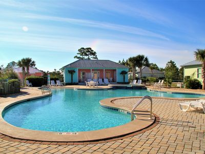 Photo for JULY 28-31 JUST REDUCED!  3BR cottage with pools & close to beach!