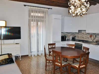 Photo for Luxury apartment in San Marco area, comfort and relax in Venice