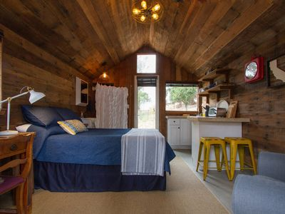Photo for Cozy Studio Cottage On West Marin Organic Cattle Ranch