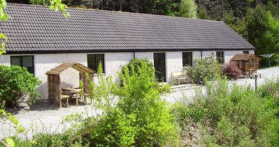 Photo for Riverside Cottage by Loch Ness,Inverness,National Park,Dolphin Beaches.Free WiFi