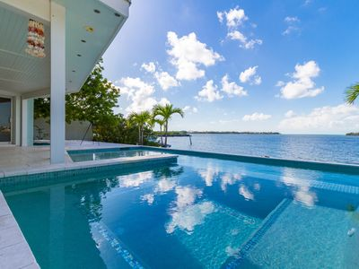 Photo for Beautiful Ground Level Home with Open Gulf Views!