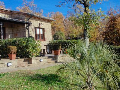 Photo for Lovely house in the Maremma, private terrace and views
