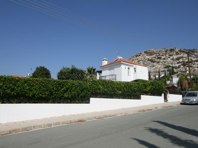 Photo for Villa in Pegeia with Private Pool, with Sea and Mountain Views