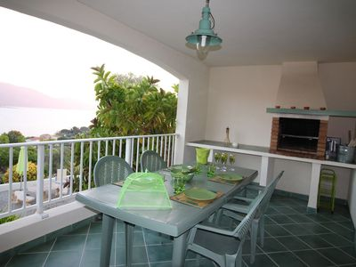 Photo for BREATHTAKING VIEW !!!! Splendid and Large T2 floor, lots of charm