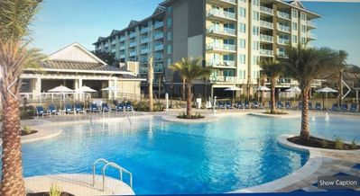 Photo for Ocean Oak Resort by Hilton Grand Vacations inc Golf Package!